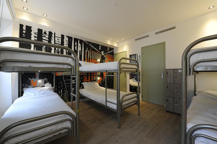 6 Beds Dorm-Private ensuite